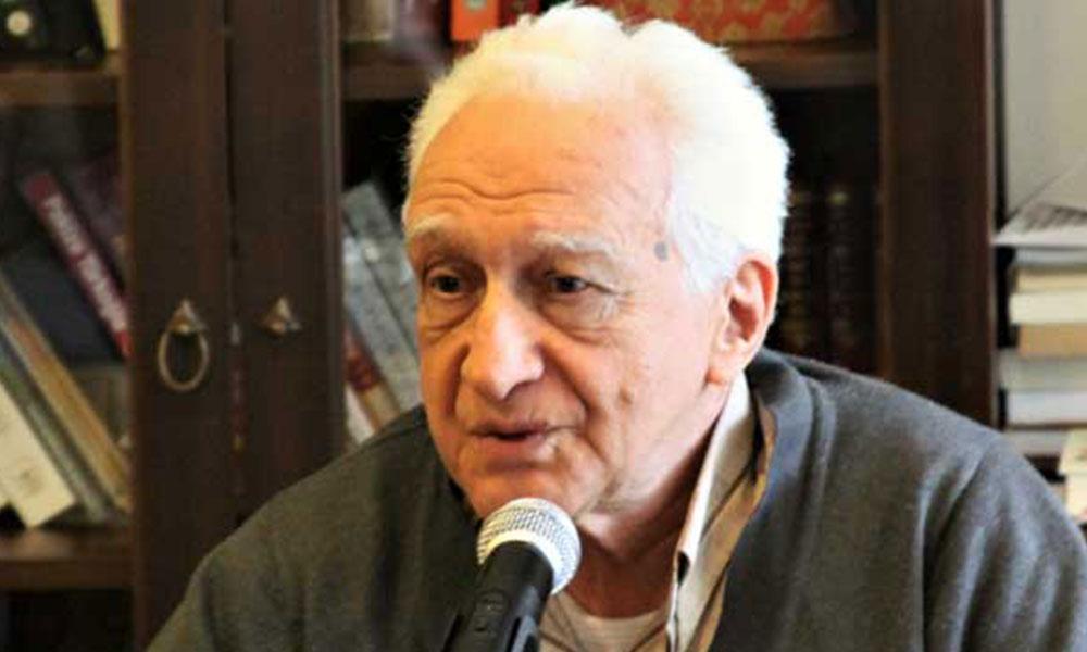 TGC'den 90 yaşında 90. kitabını çıkarmaya hazırlanan Orhan Koloğlu'na ziyaret