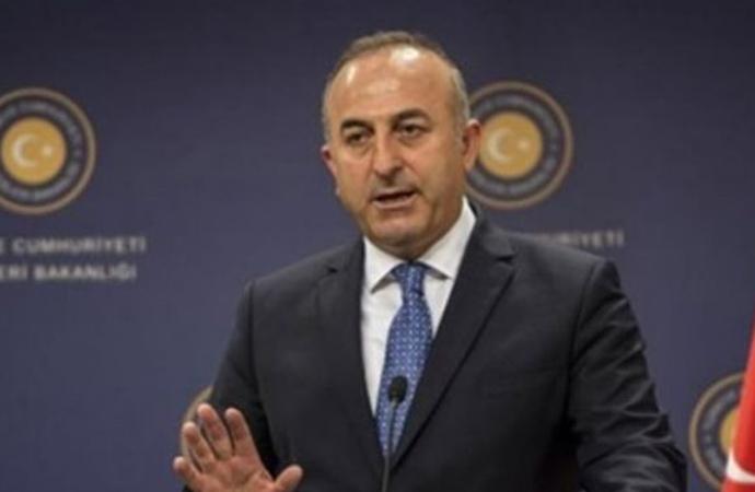 Çavuşoğlu: Biz Barış Pınarı Harekatı'nı terör örgütüne karşı yaptık