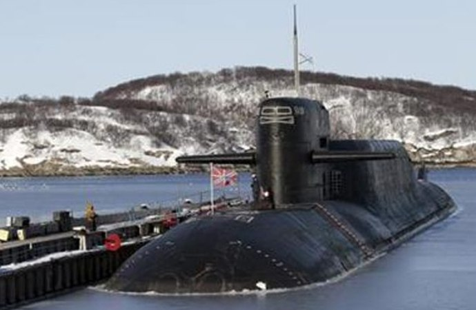 Rusya'da denizaltı yangını… Çok sayıda kişi hayatını kaybetti!