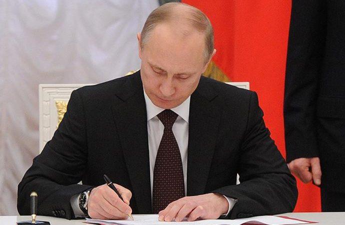 Putin imzaladı… Rusya, Nükleer Kuvvetler Anlaşması'ndan çekiliyor