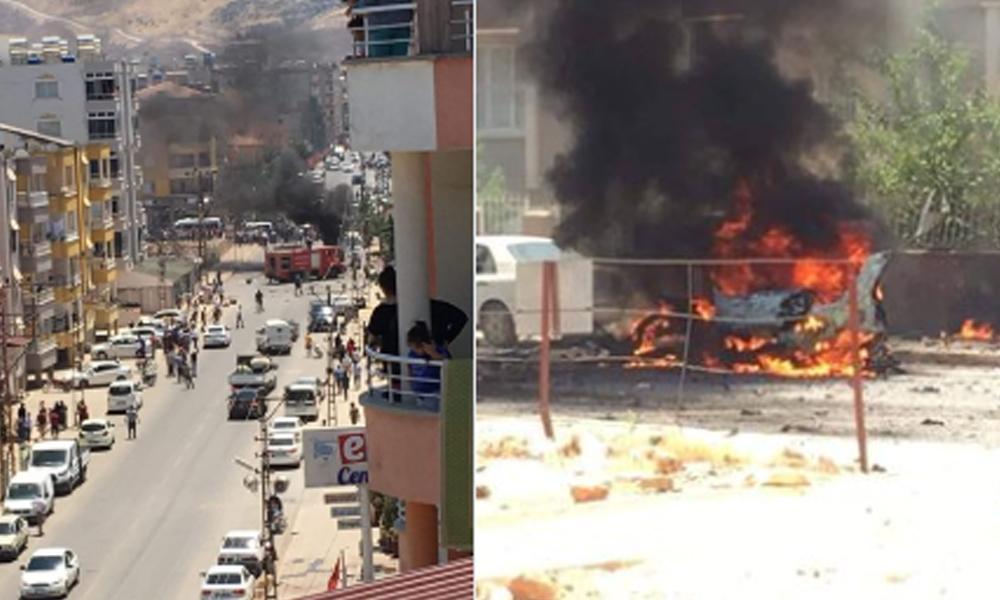 Reyhanlı'daki patlamada araçta bulunanların kimliği belli oldu!