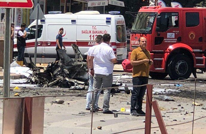 Reyhanlı'da ölen üç Suriyelinin, geçici koruma statüsünde oldukları ortaya çıktı