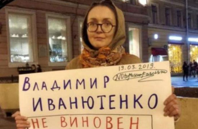 Rusya'da tehdit edilen aktivist ölü bulundu