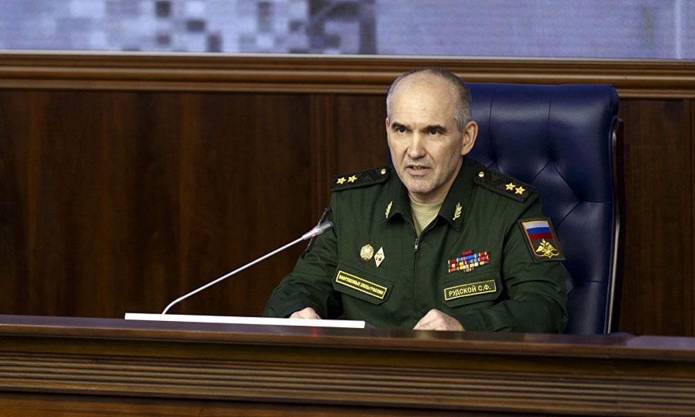 Rusya Genelkurmay Başkanlığı: ABD, Suriye'nin milli servetini soyuyor