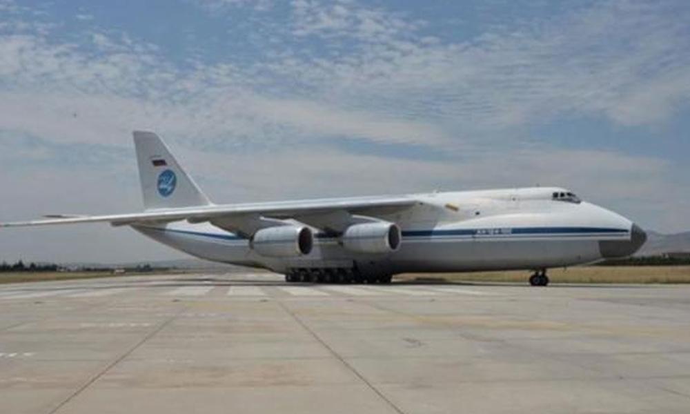 S-400'lerin sevkiyatı devam ediyor: MSB'den açıklama: Sekizinci uçağın…