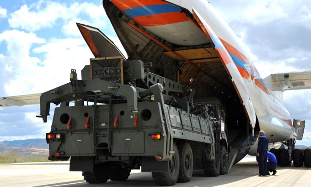 S-400'ler Türkiye'de… ABD'den ilk açıklama geldi!