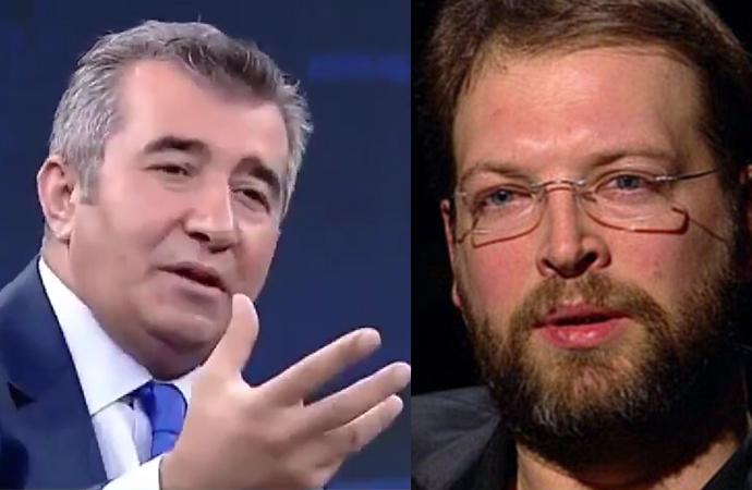 Gerici yazar Fatih Tezcan Atatürk'e de hakaret ederek Necdet Saraç'a saldırdı