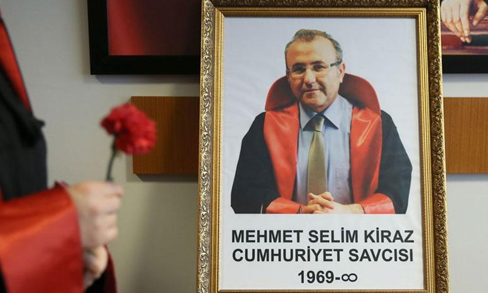 Savcı Selim Kiraz davasında ara karar
