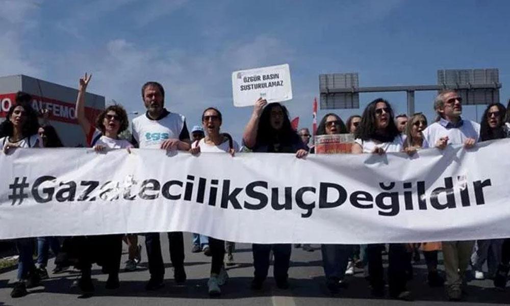 Gazetecileri fişleyen SETA hakkında suç duyurusu: 'Artık mahkemede görüşürüz'
