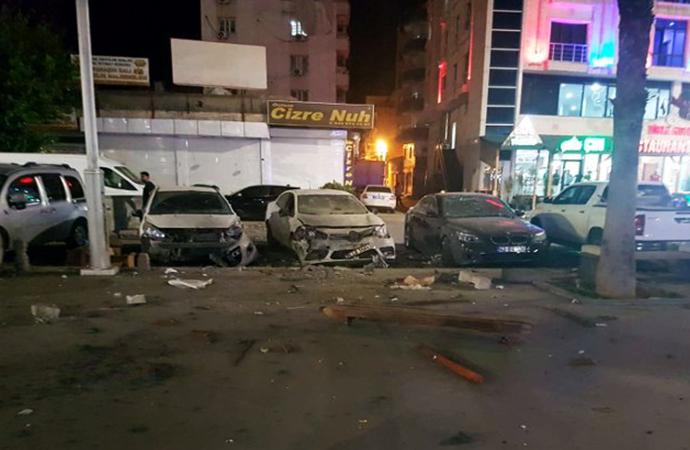 Cizre'de bekçilere saldırı: Önce patlama, ardından silah sesleri…