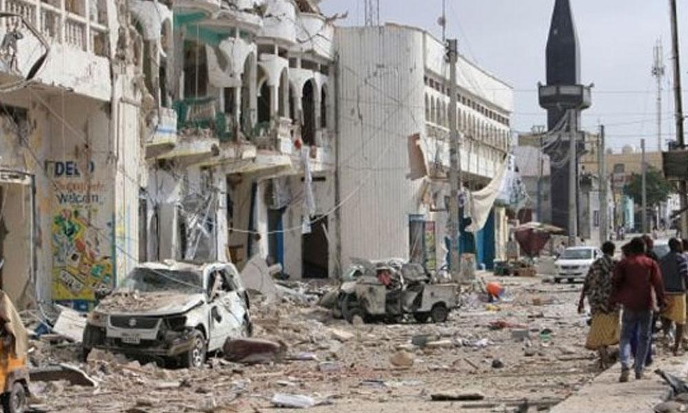 Somali'deki otel saldırısında ölü sayısı 26'ya yükseldi