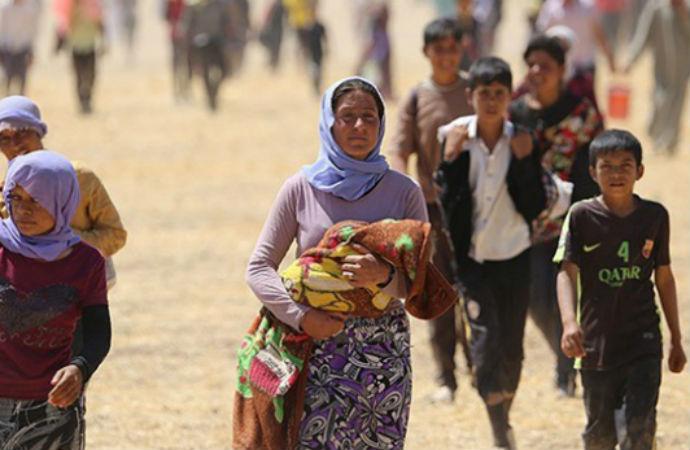 AKP'nin göçmen politikası: Gıdaya ulaşamayan her üç Suriyeliden biri günü yemek yemeden geçiriyor