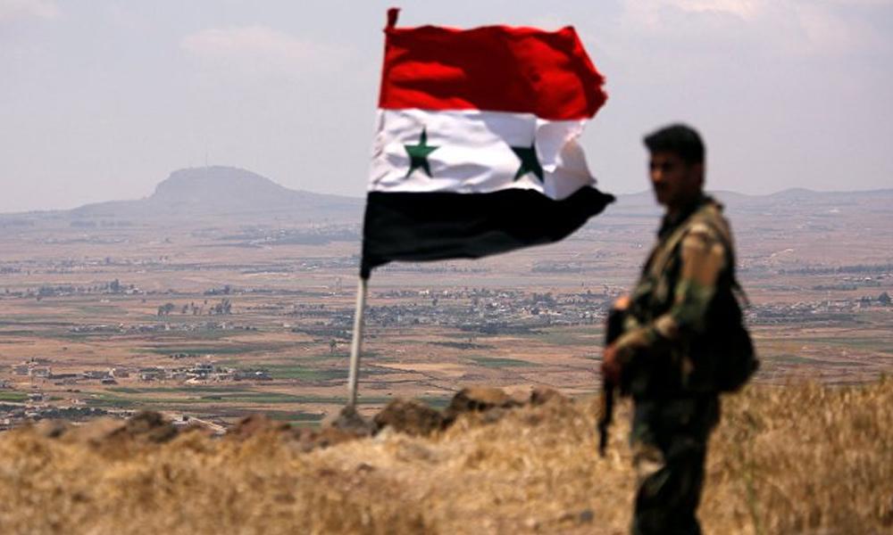 Suriye: İsrail'in füze saldırılarına iki misliyle karşılık vermeye hazırız