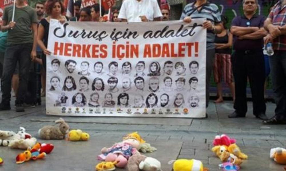Suruç Katliamı davasında mahkeme 13 günün görüntü ve telsiz kayıtlarını istedi