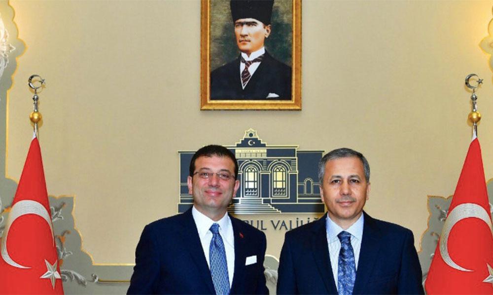 İstanbul Valiliği'nden skandal paylaşım: Atatürk'ün fotoğrafı ile dalga geçtiler