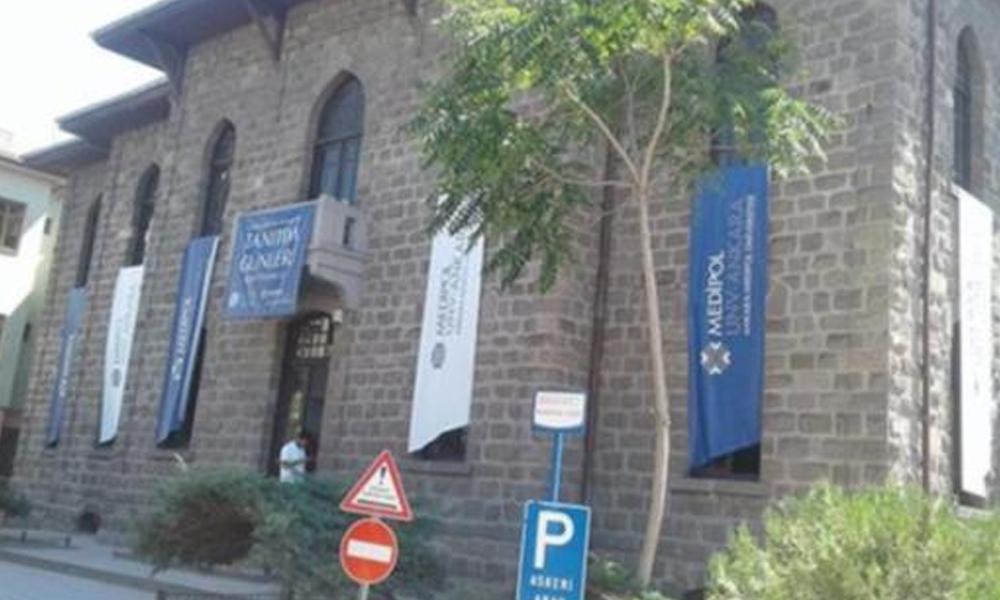 92 yıllık tarihi bina da Medipol Üniversitesi'ne verildi
