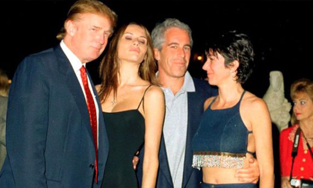 """ABD'de """"Sapık iş adamı"""" olayı büyüyor! Trump ve 28 takvim kızıyla özel parti"""