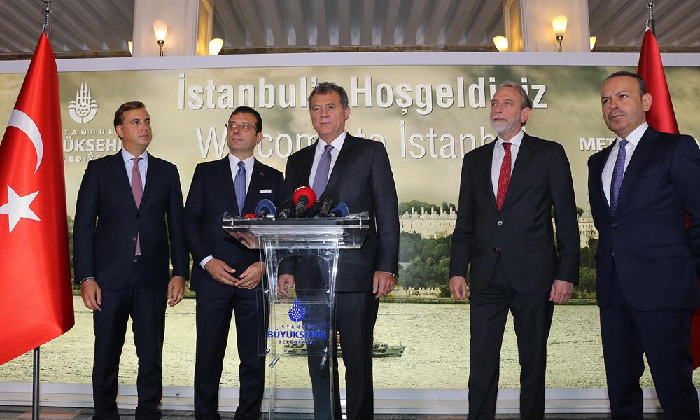 TÜSİAD'tan İmamoğlu'na tebrik ziyareti: Türkiye kalkınmasında çok önemli bir rol oynayacak