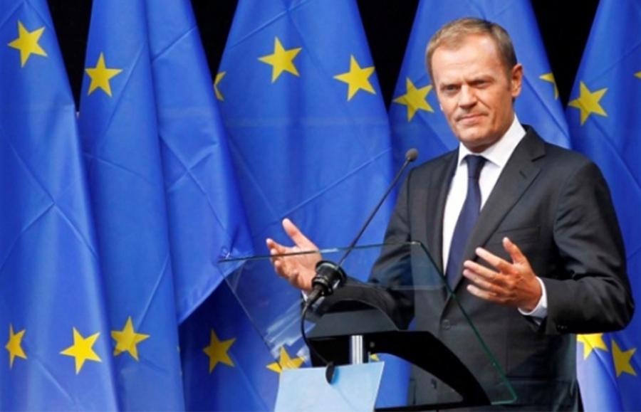 Avrupa Birliği Konseyi Başkanı Tusk: Doğu Akdeniz'de Türkiye tansiyonu yükseltiyor