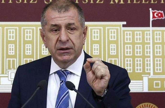 İYİ Parti'den istifa eden Ümit Özdağ yeni yol haritasını açıkladı