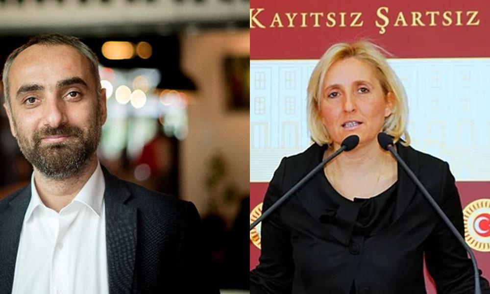 Muhalif kanatta 'Erdoğan'ın davetine gidilir mi?' tartışması: Melda Onur'dan İsmail Saymaz'a ince gönderme