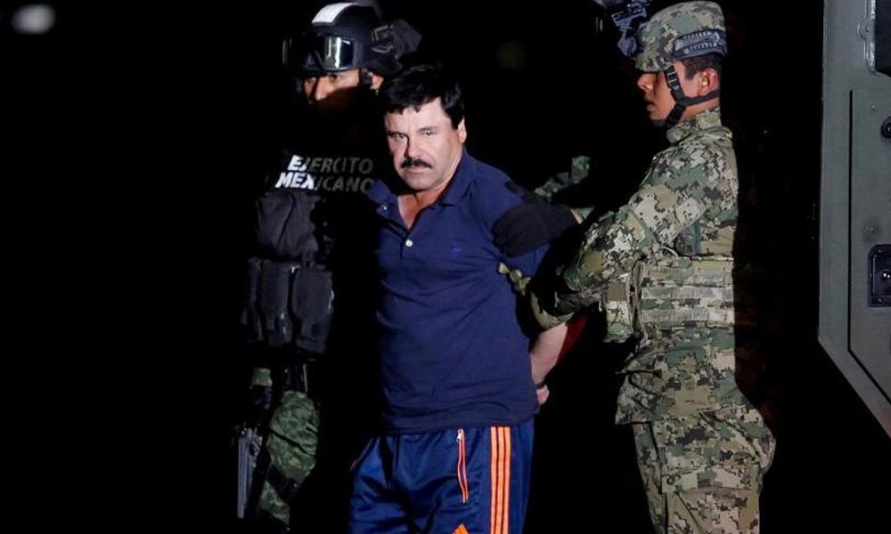 Meksikalı uyuşturucu baronu El Chapo'dan çarpıcı itiraf