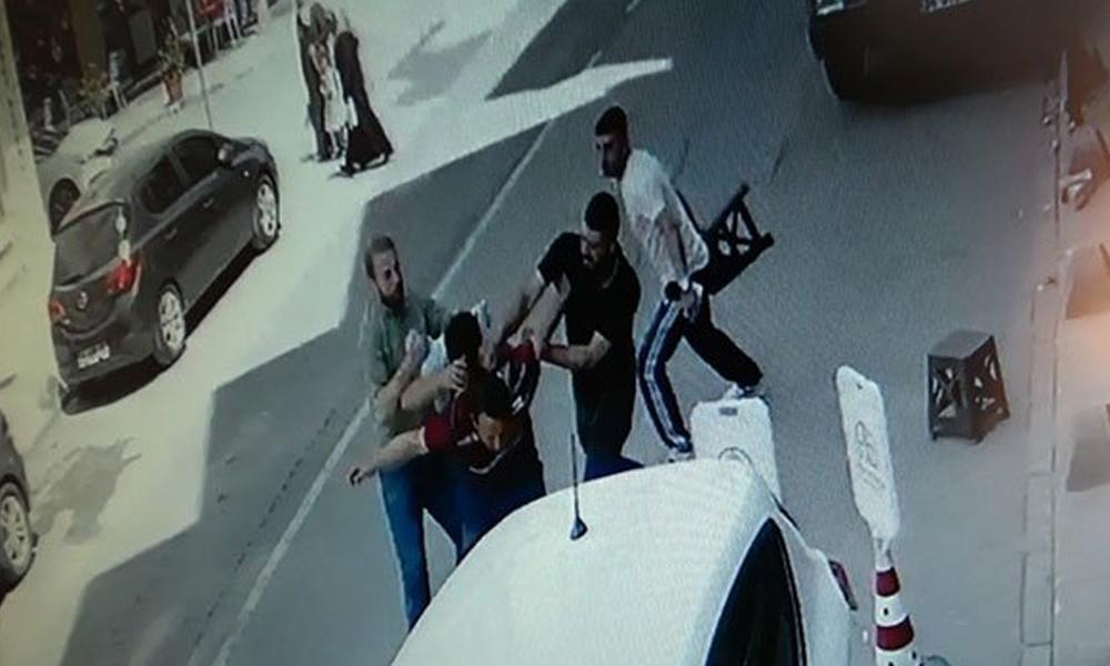 'Niye yan bakıyorsun' deyip dövdüler, olayla ilgisi bulunmayan bir kişiyi vurdular!