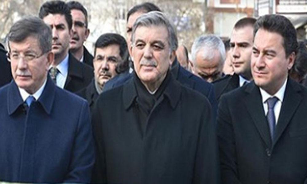 AKP'de Ahmet Davutoğlu ve Ali Babacan telaşı!