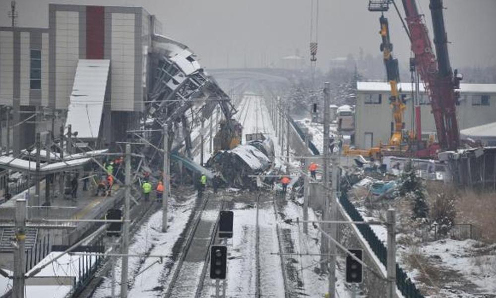 Bilirkişi raporu da 'ihmali' dedi! İşte dokuz kişinin hayatını kaybettiği tren faciasının üç nedeni