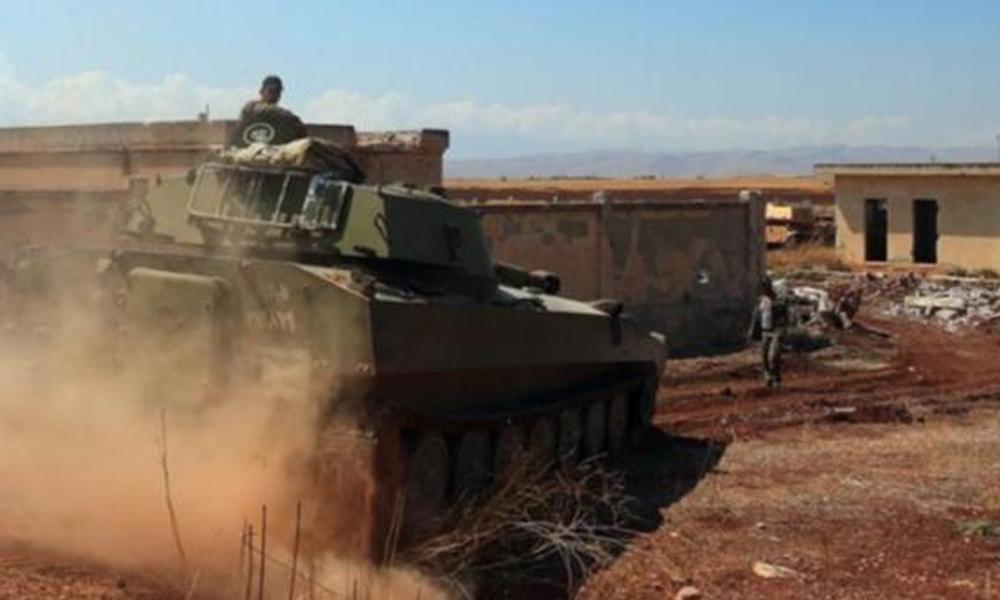 Flaş… Suriye ordusu kritik bölgeyi ele geçirdi