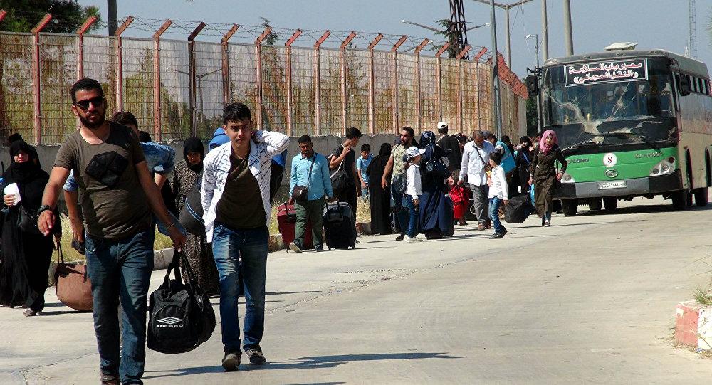 Memleketlerine giden Suriyeliler sınır dışı edilecek