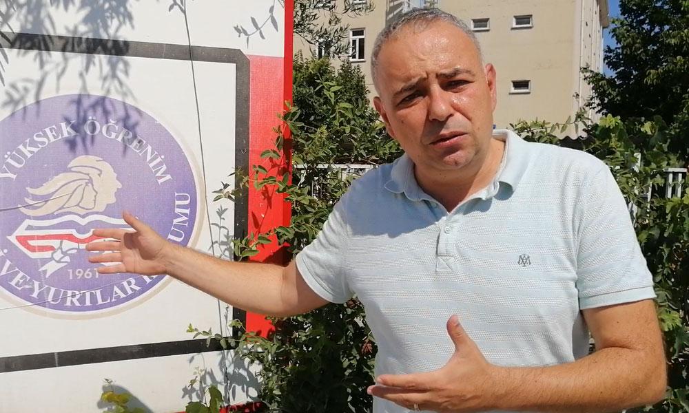 CHP'li vekil: Öğrenci yok diye kapatılan yurdun yerine, daha büyük yurt yapılıyor!