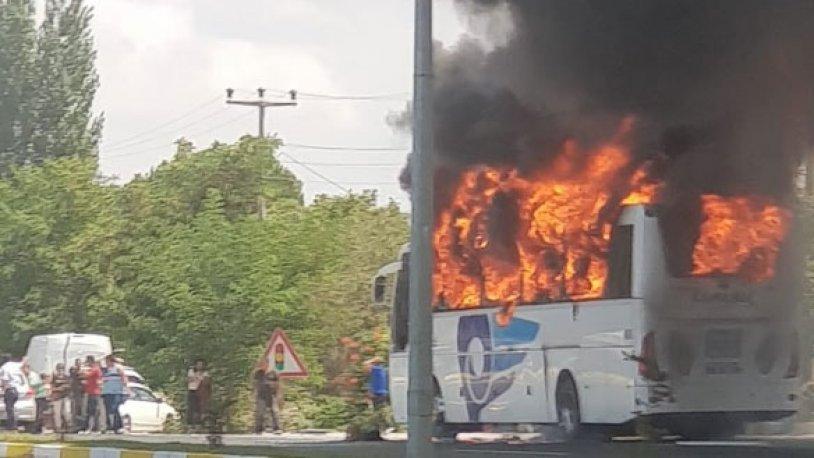Balıkesir'deki otobüs yangınında 2 tutuklama…