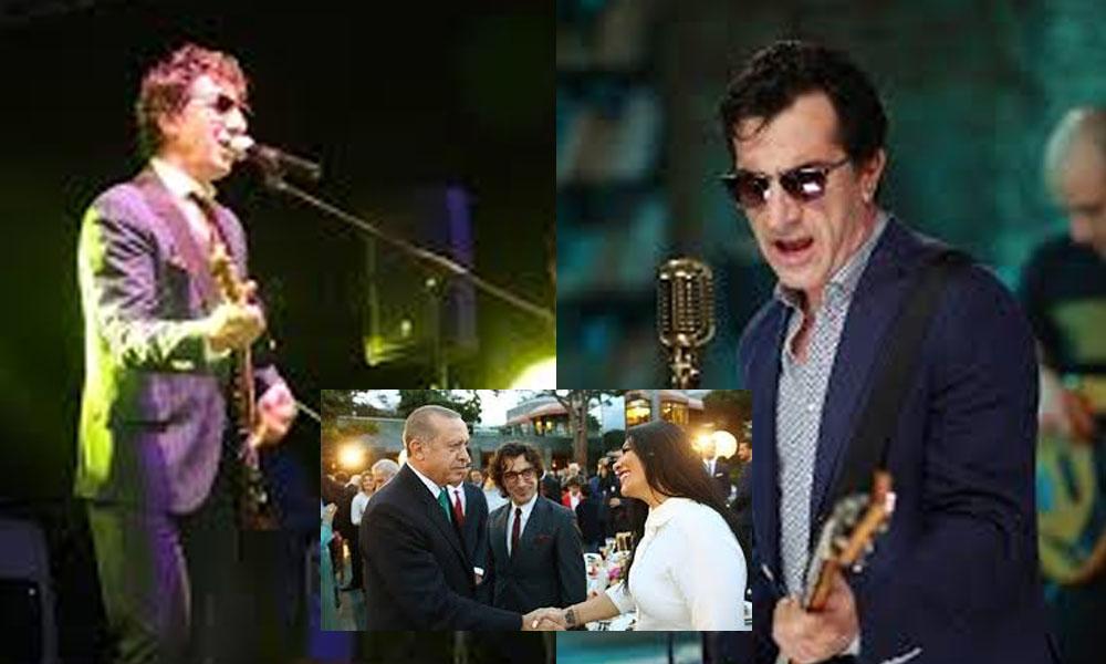Ayna grubunun solisti Erhan Güleryüz'ü Atatürk'süz cuma hutbesini eleştirdi diye 3 saat ifade verdi