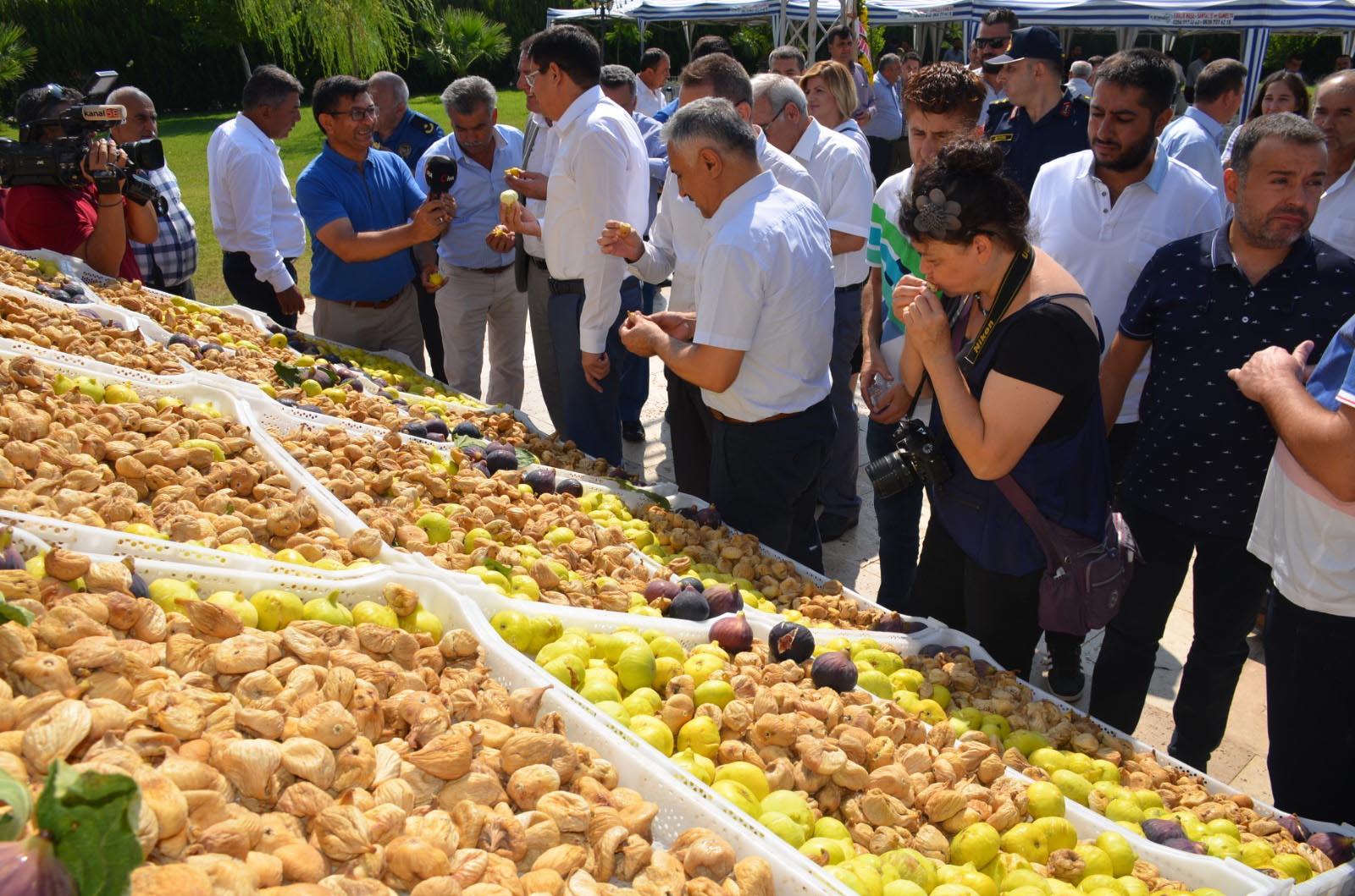 Sezonun ilk kuru inciri çıktı! Kilosu 250 TL'den satıldı