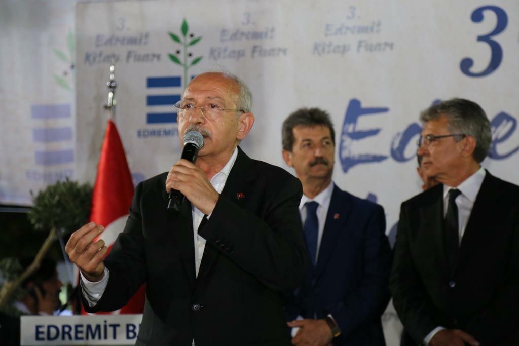 Kılıçdaroğlu: Demokrasinin önündeki engelleri kaldıracağız