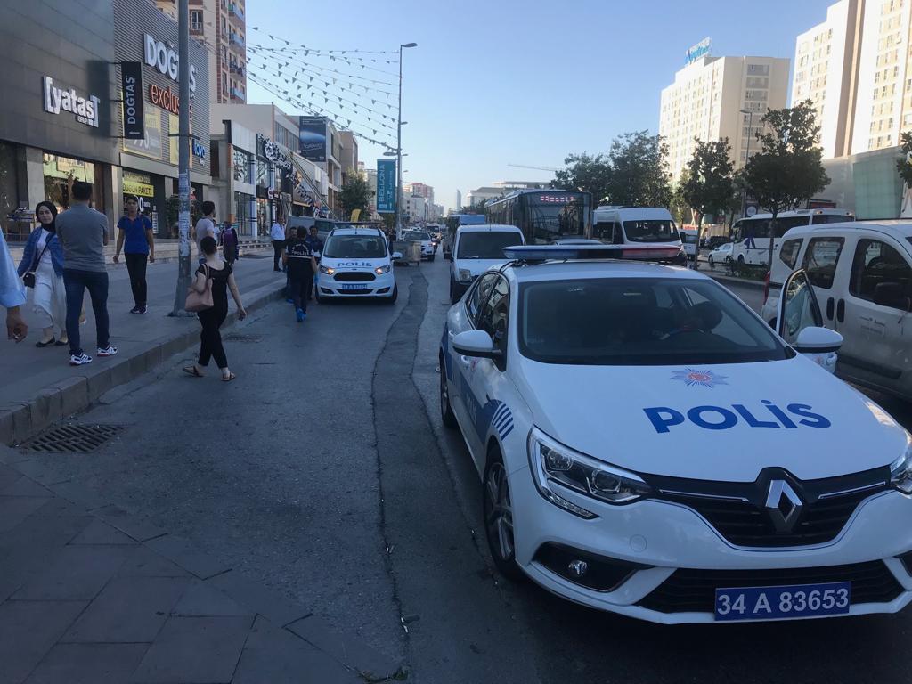 Esenyurt'ta bir kadın silahlı saldırıda yaralandı