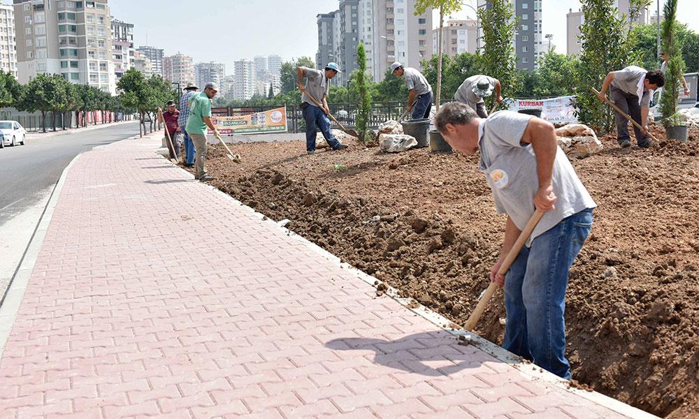 Adana Büyükşehir Belediyesi bayrama hazır