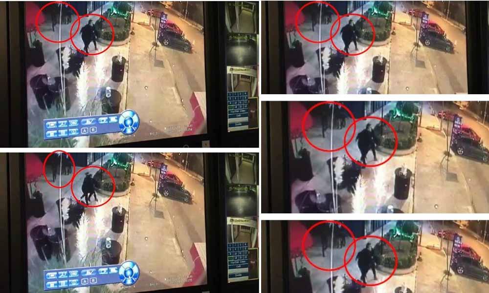 Aralarında polisler de vardı. Gece kulübünde yaşanan silahlı çatışmanın görüntüleri ortaya çıktı