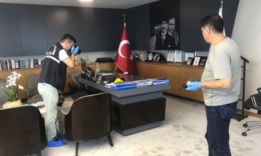 CHP'li belediye başkanının odasında dinleme cihazı bulundu