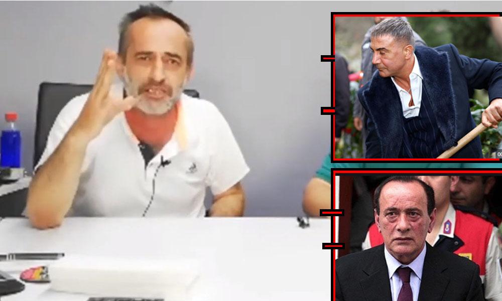 Çakıcı'nın adamlarından Sedat Peker'e ölüm tehdidi! 'Seni Tayyip Erdoğan da koruyup kollayamaz!'
