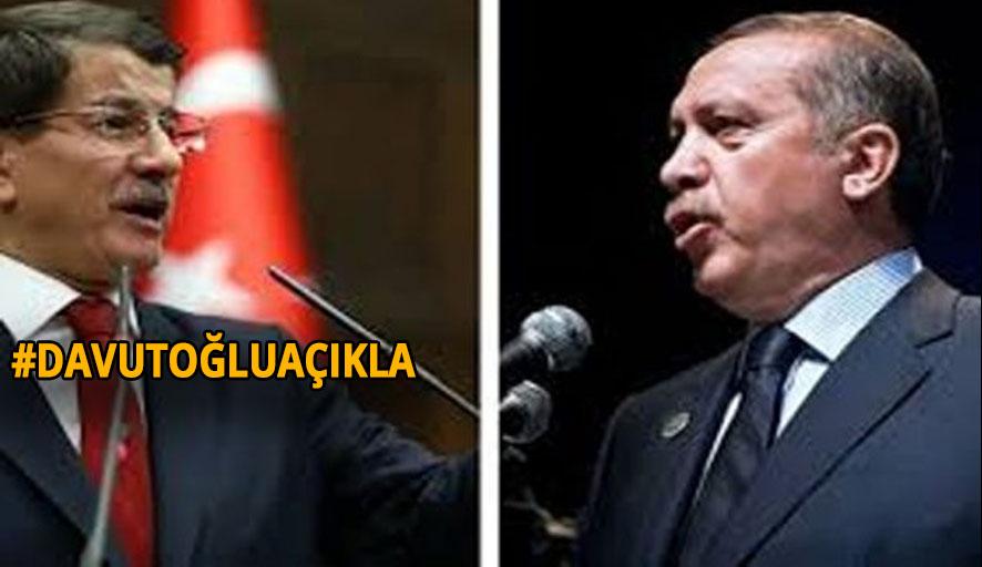 Davutoğlu Erdoğan'a meydan okudu: Terör dosyaları açılırsa bazıları insan içine çıkamaz