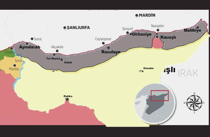 Türkiye ve ABD güvenli bölgede uzlaştı açıklaması ne anlama geliyor. İşte Türkiye'nin önündeki üç seçenek