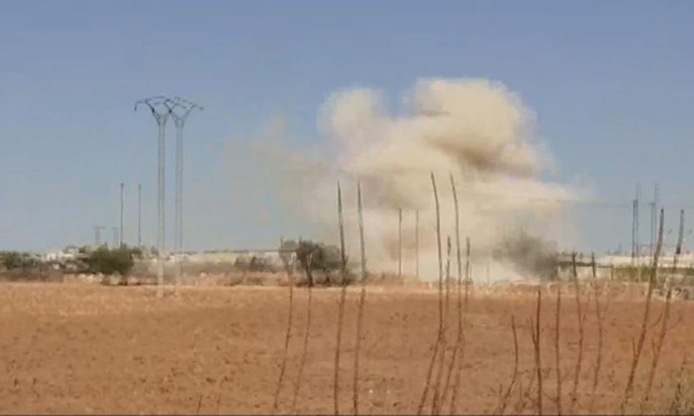 Suriye ordusu İdlib'e girdi! Çatışmalar şiddetleniyor…