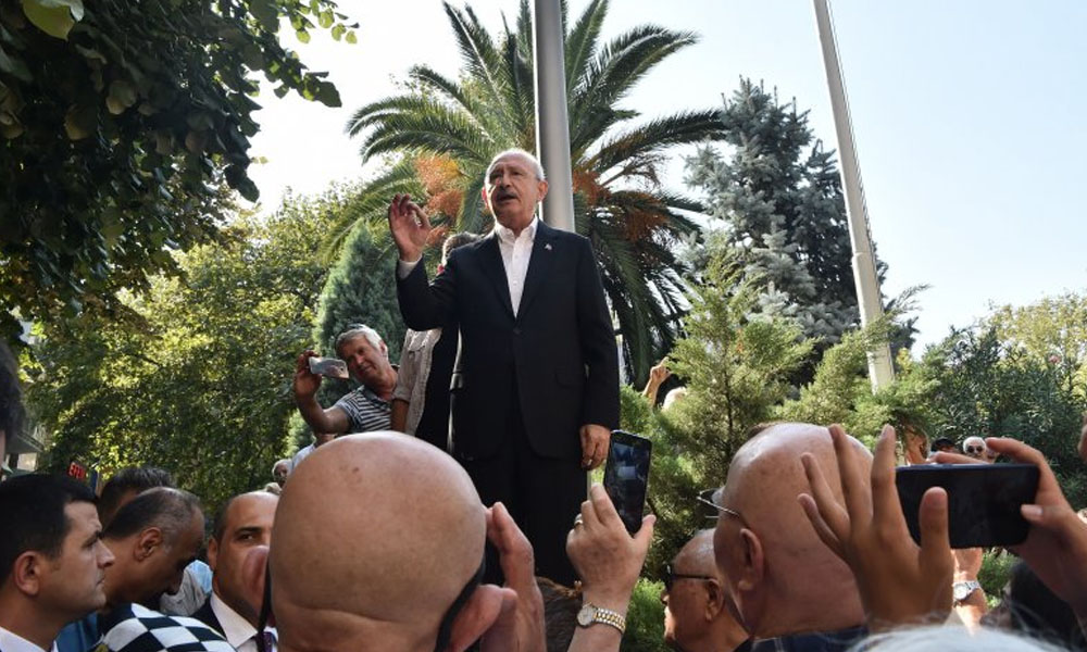Kılıçdaroğlu'ndan kayyum açıklaması: 'Halkın iradesine darbe vurulamaz'