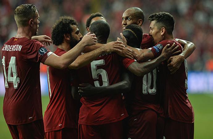 Nefes kesen penaltıların sonunda Süper Kupa sahibini buldu!