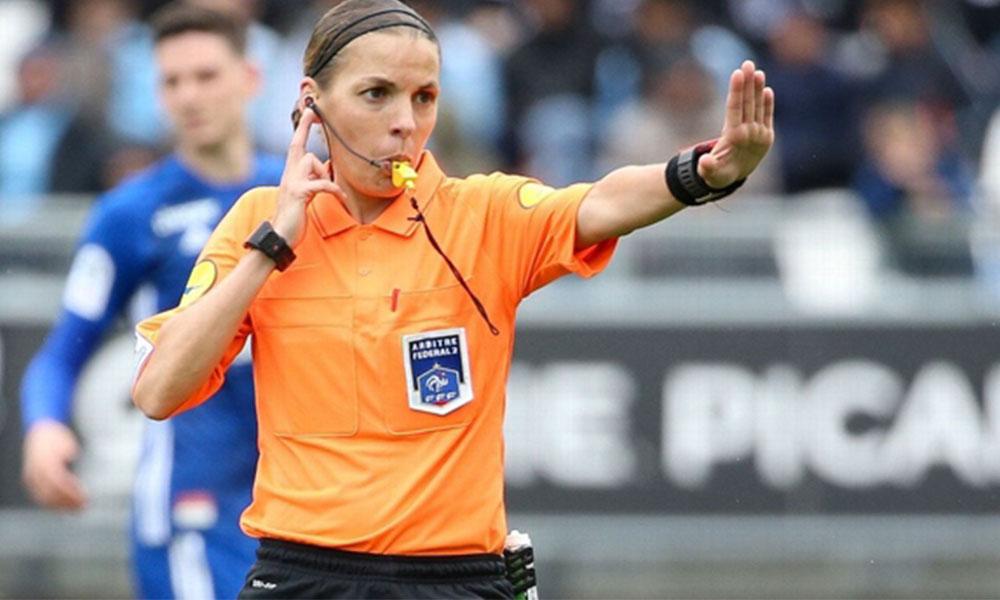 UEFA tarihinde bir ilk! İstanbul'daki Süper Kupa finaline kadın hakem…