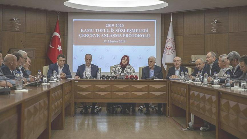 Hükümet ile Türk-İş anlaştı! İşçiye sefalet zammı