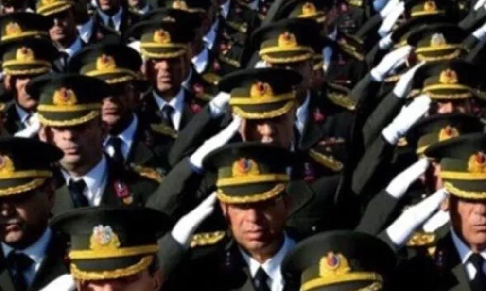 Erdoğan'ın imzaladı…18 general ve 30 albayın görev yeri, 38 ilin jandarma komutanı değişti