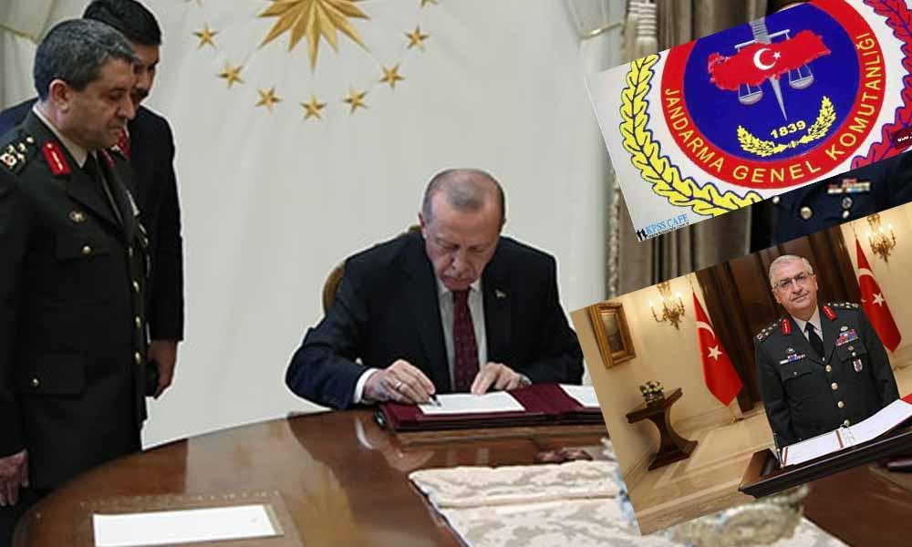 Jandarma Genel Komutanı, bakan yardımcısının altında: Ne teklif edildi de…